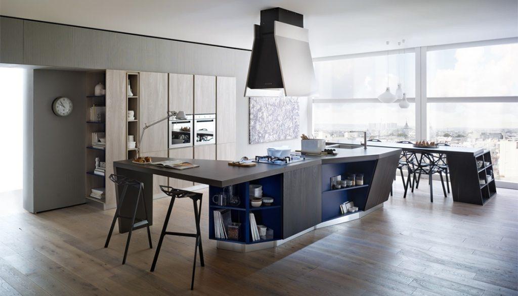 Nuovo modello asia di gicinque un pizzico d oriente nella tua cucina gicinque cucine - Cuisine ultra moderne ...