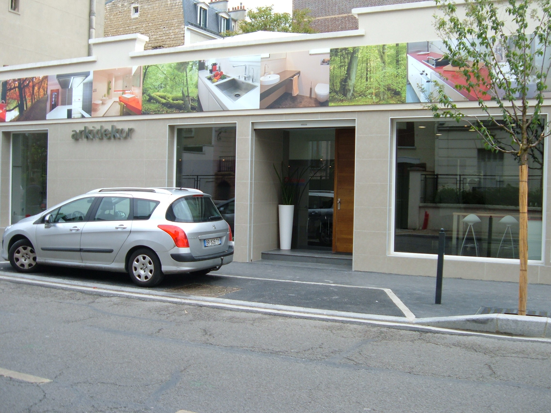 Nuovo punto vendita Gicinque a Parigi