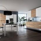 Cucina Oslo: il design contemporaneo si unisce al calore del legno