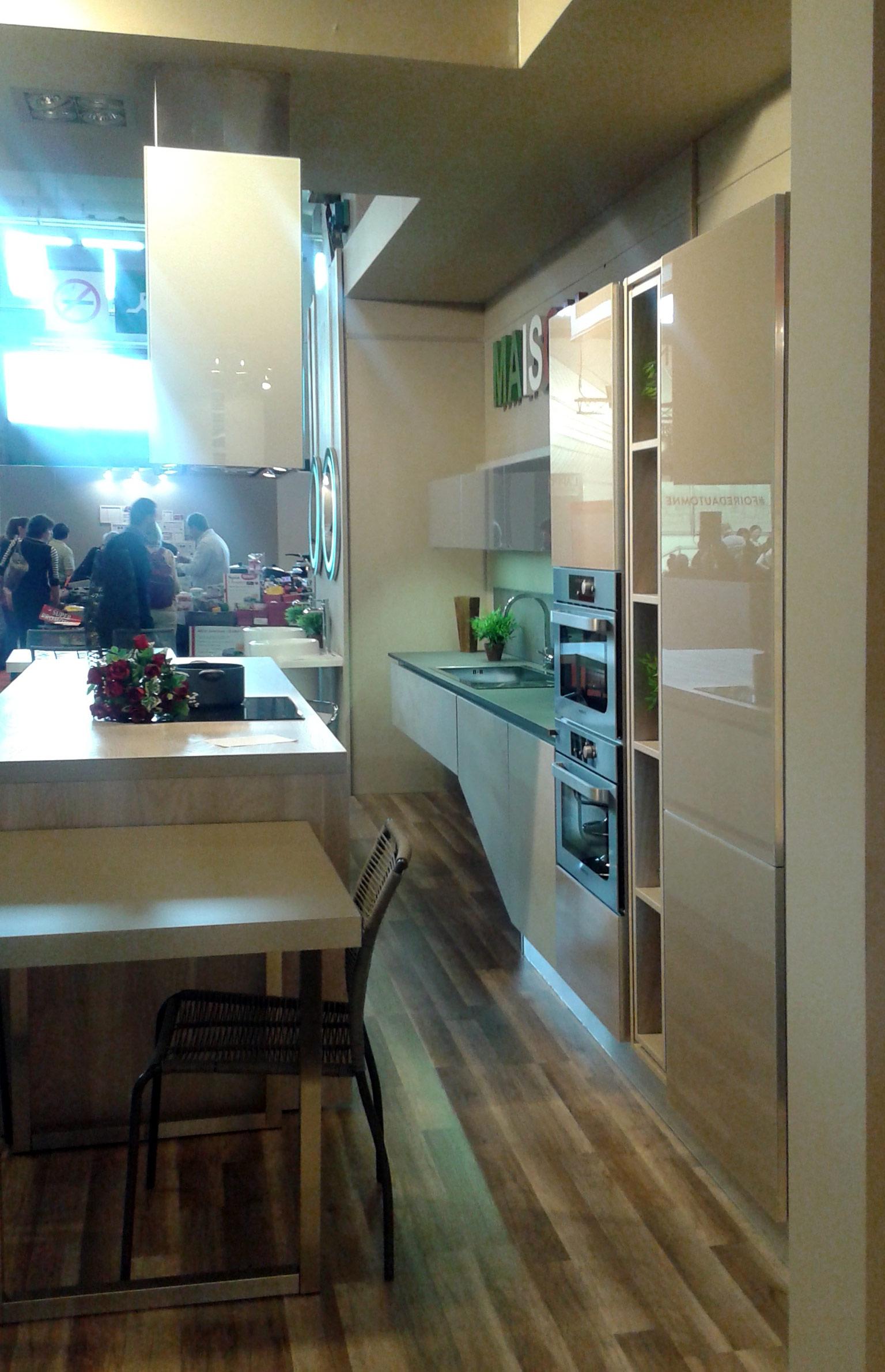 Cucina myglass gicinque cucine for Pultrone arredamenti