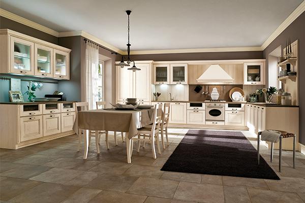 La collezione classica di gicinque antiche atmosfere in cucina gicinque cucine - Cucine gicinque ...