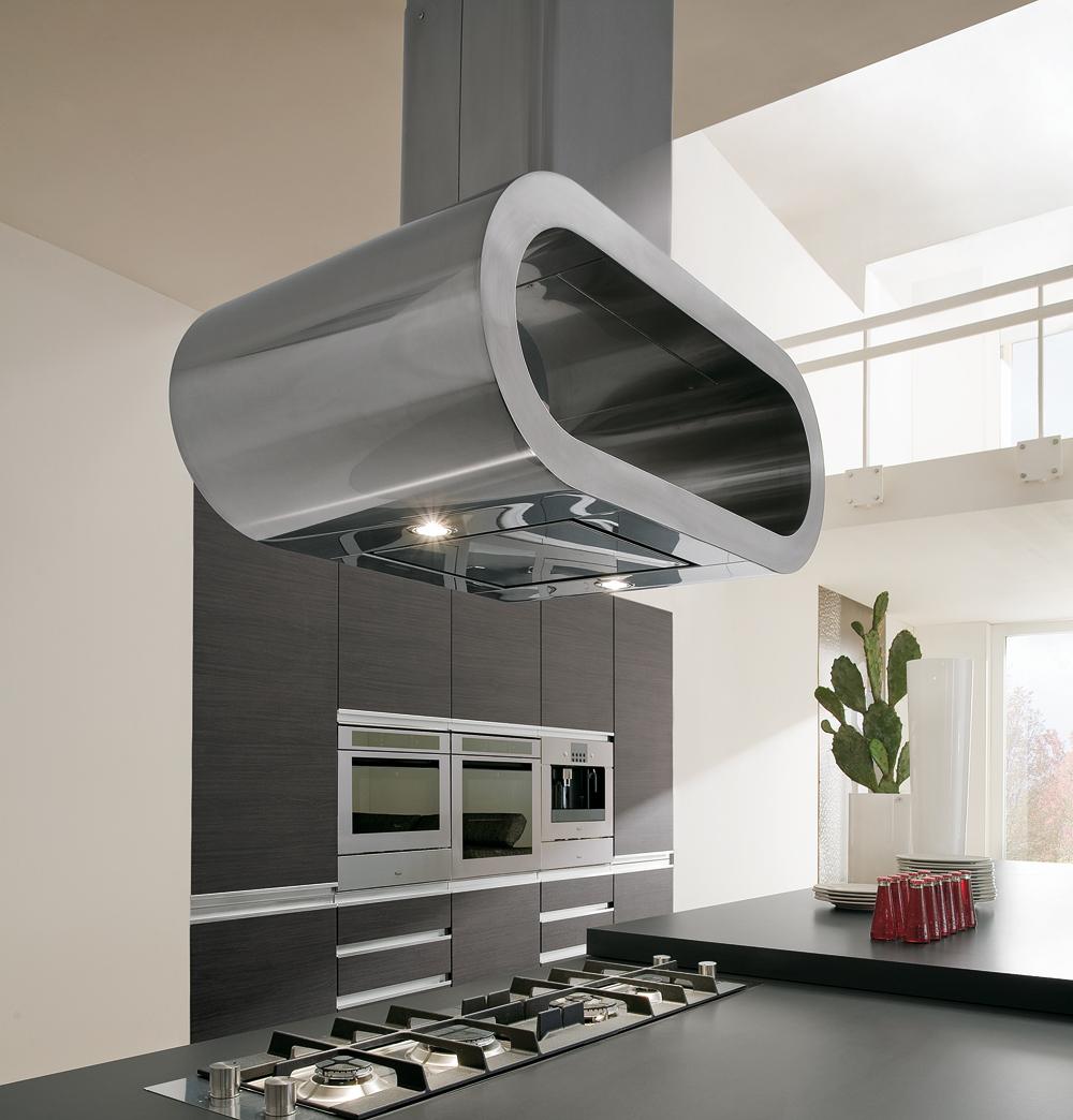 Cappa cucina moderna sting gicinque cucine - Cappa cucina moderna ...