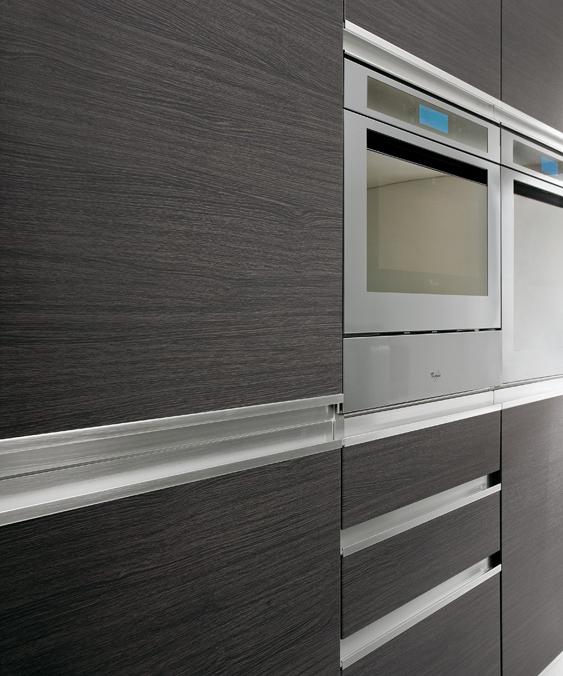 Sting: essenzialità in cucina  Gicinque Cucine