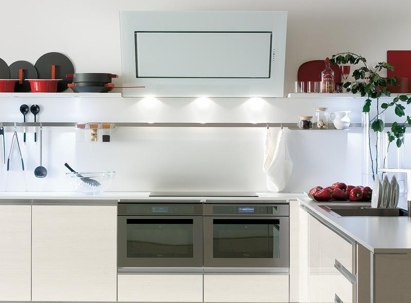 Cappa cucina moderna Sting | Gicinque Cucine