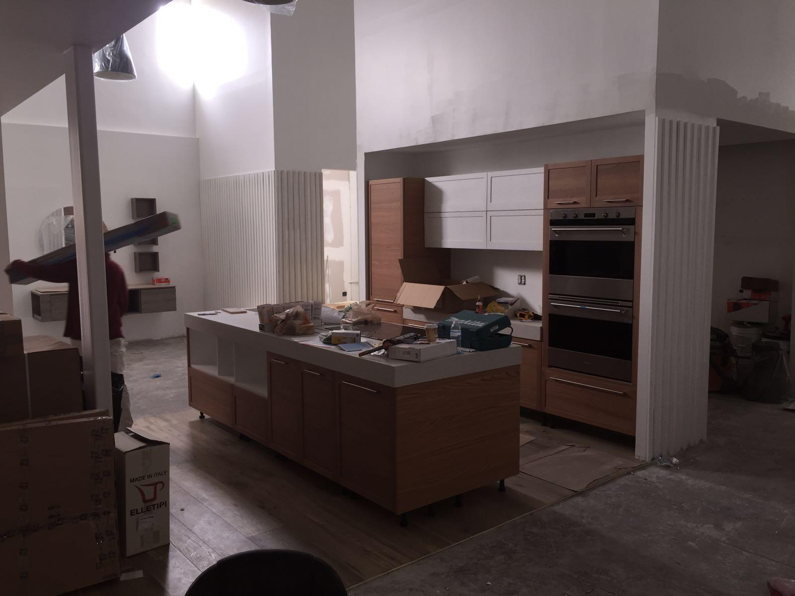 arredo casa group llc nuovo showroom gicinque cucine a