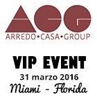 31 marzo 2016: VIP Event al nostro showroom di MIAMI!