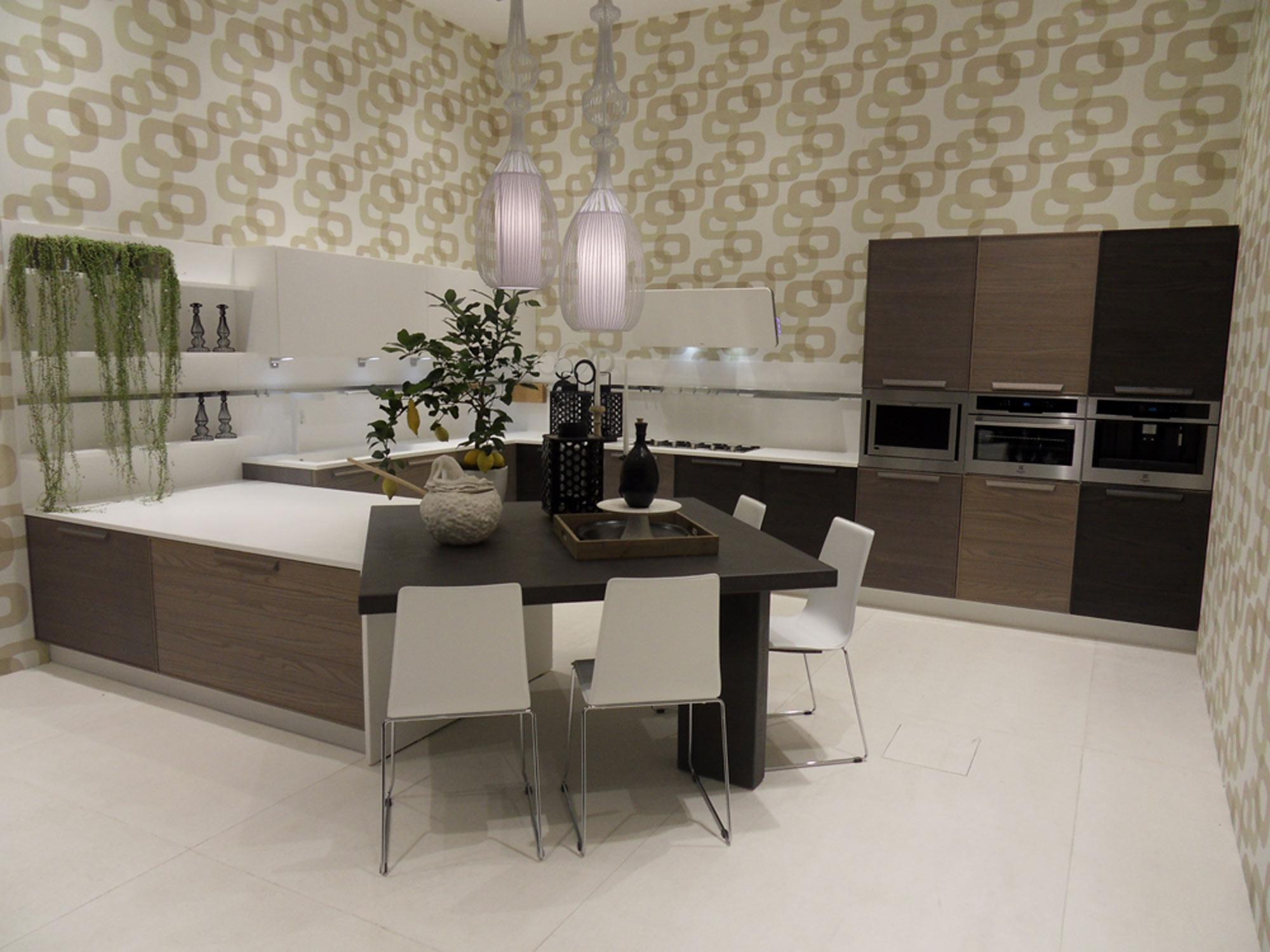 In anteprima al Salone di Milano 2012 le nuove cucine Gicinque