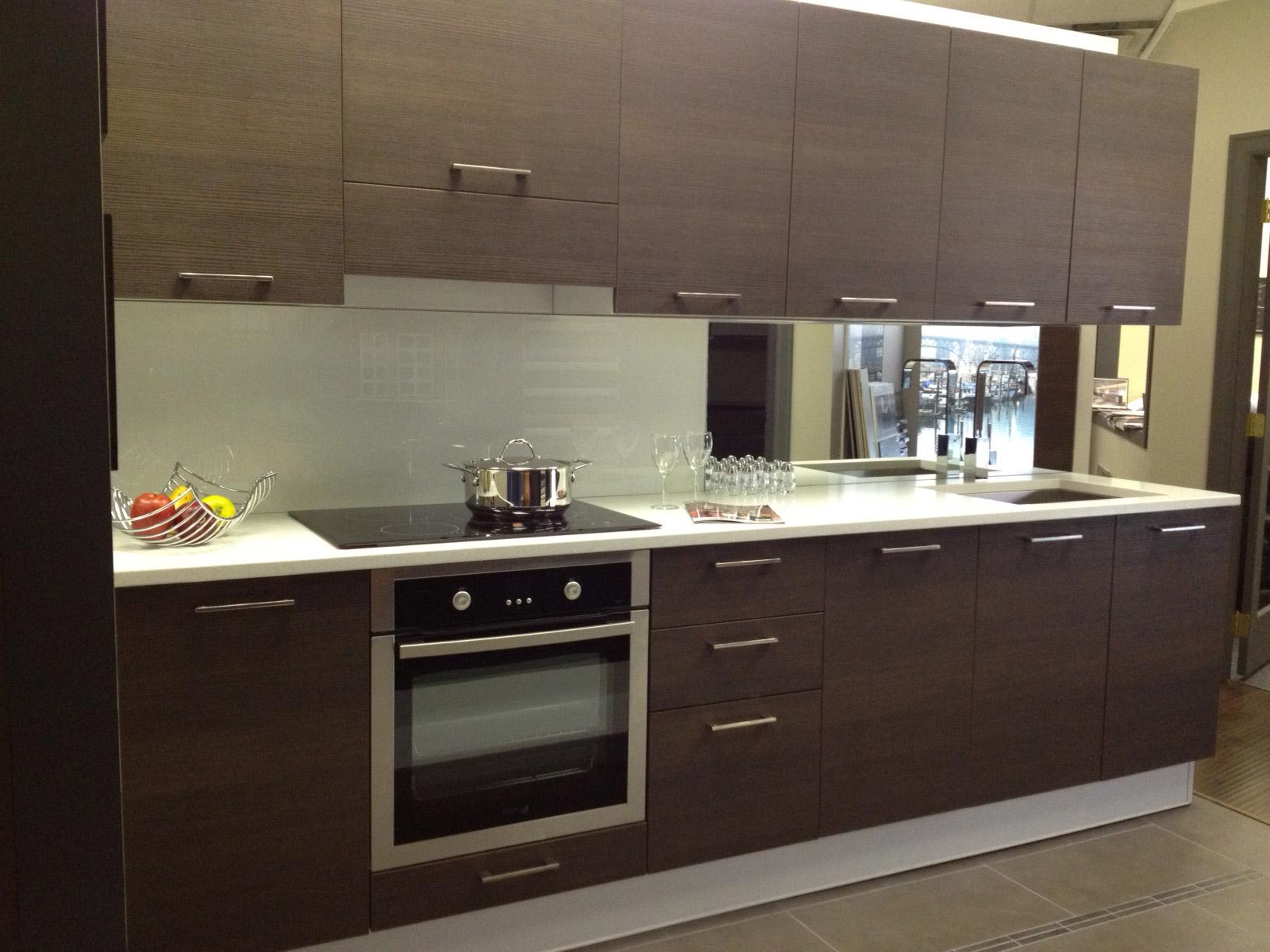 Cucina moderna Joy di Gicinque in mostra a Vancouver  Gicinque Cucine