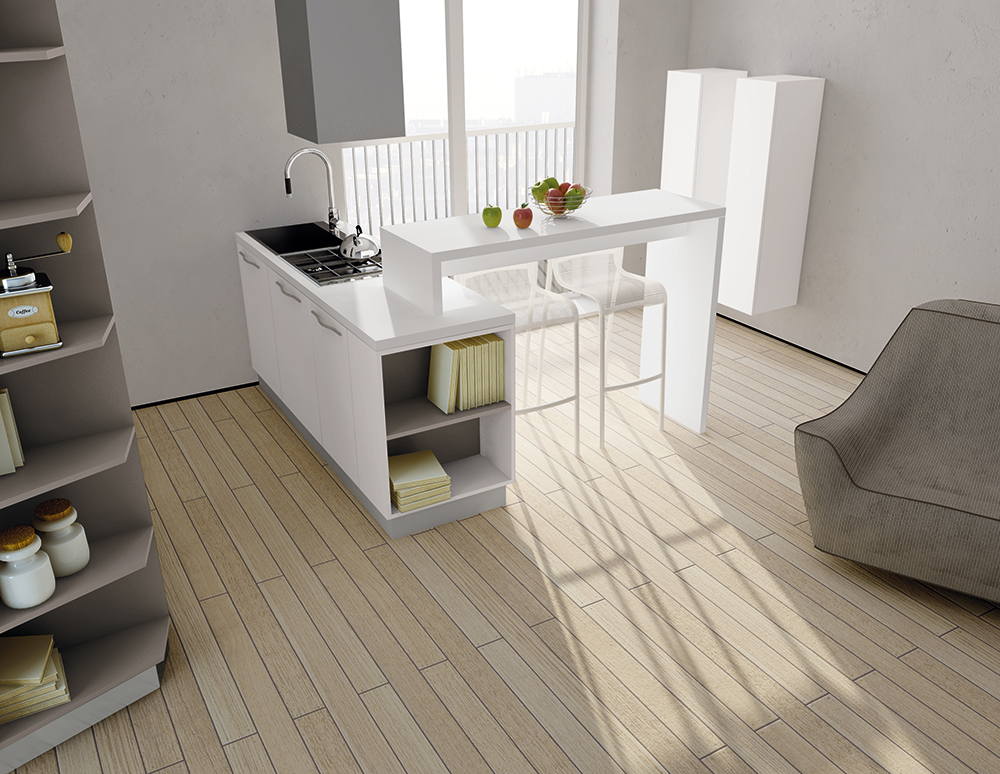 Small spaces in the kitchen? Let's furnish them with the Asia model !