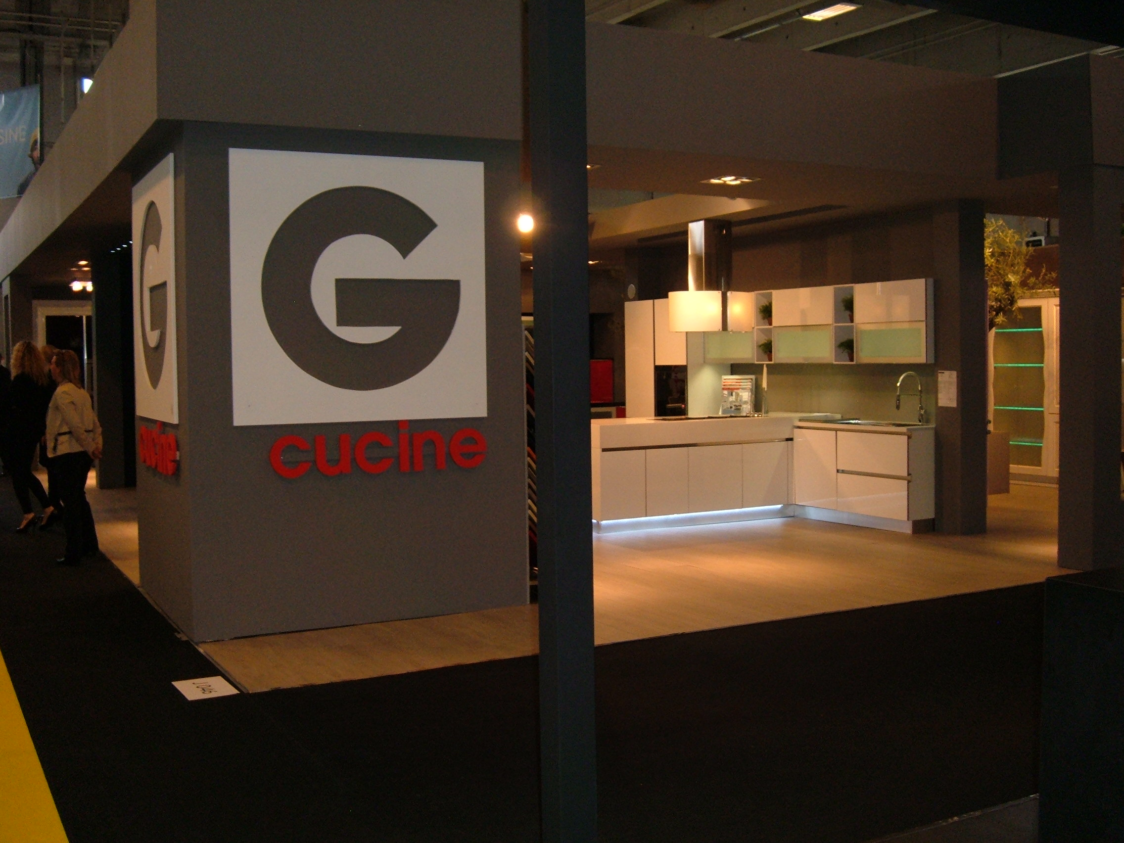 Gicinque kitchens in France