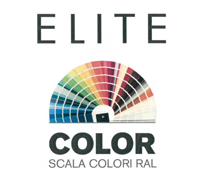 Scala colori Ral per cucina Elite