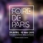 Gicinque alla Foire de Paris 2015