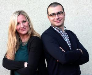 Sara e Paolo del blog di cucina: Fico e Uva