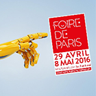 Foire de Paris 2016: Gicinque stupisce con il suo stile made in Italy!
