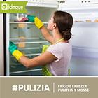 Come pulire il frigorifero e il freezer in 5 semplici mosse!