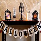 Decorazioni di Halloween: facili addobbi per una casa del terrore!