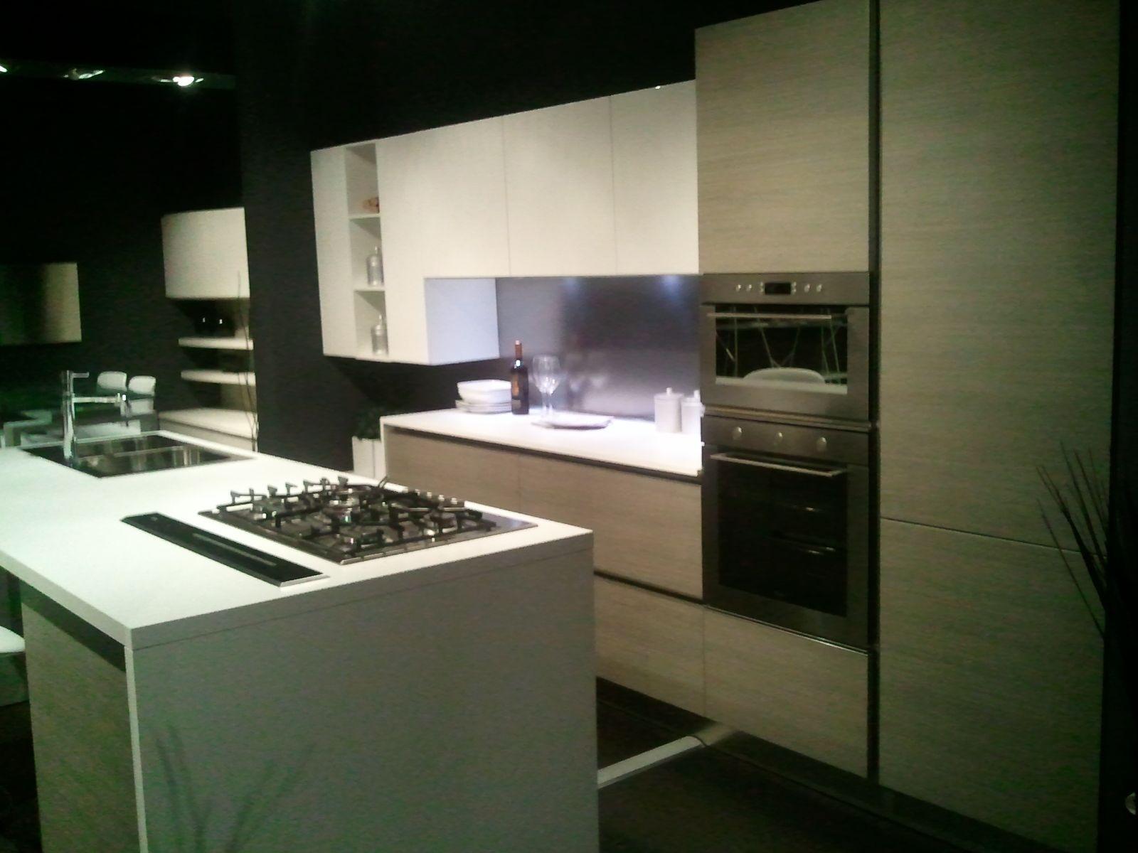 Successo per gicinque cucine alla fiera expo casa di for Casa moderna a torino