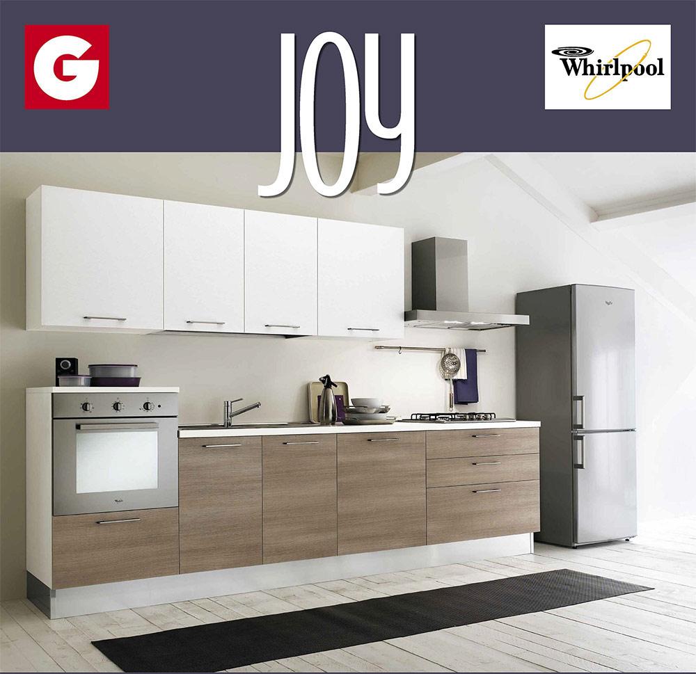 Promozione cucina Joy di Gicinque: optional disponibili