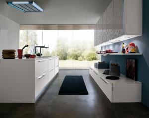 Cucina moderna Zenith di Gicinque
